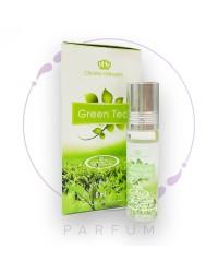 Масляные роликовые духи GREEN TEA (Зелёный Чай) by Al Rehab, 6 ml