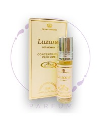 Масляные роликовые духи LUZANE (Лузана) by Al Rehab, 6 ml