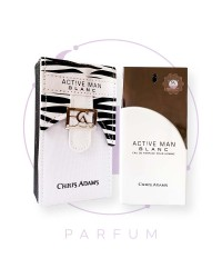 Парфюмерная вода ACTIVE MAN BLANC Pour Homme by Chris Adams, 100 ml