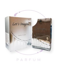 Парфюмерная вода LET'S IMAGINE Pour Homme by Chris Adams, 100 ml