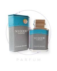 Парфюмерная вода SO GOOD MAN Pour Homme by Chris Adams, 100 ml