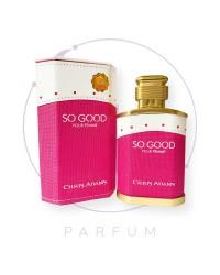 Парфюмерная вода SO GOOD WOMAN Pour Femme by Chris Adams, 100 ml