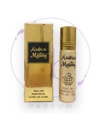 Масляные роликовые духи ARABIAN MYSTERY (Арабская Тайна) by Fragrance World, 10 ml