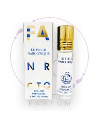 Масляные роликовые духи по мотивам FLEUR NARCOTIQUE - Ex Nihilo by Fragrance World, 10 ml