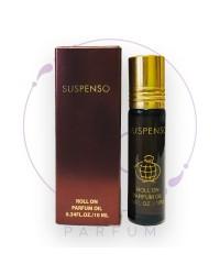 Масляные роликовые духи SUSPENSO by Fragrance World, 10 ml