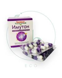 """Растительный комплекс """"ИМУТОН"""" для укрепления иммунитета от Hamdard, 60 капсул"""