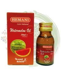 Масло АРБУЗА (Whatermelon Oil) Hemani, 30 ml