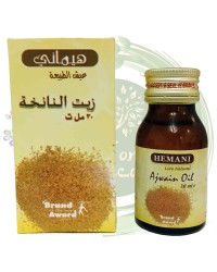 Масло АЖГОНА (Ajwain) Hemani, 30 ml