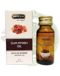 Масло МИРРЫ (Gum Myrrh Oil) Hemani, 30 ml