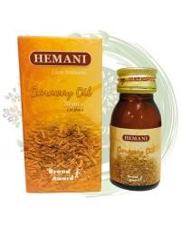 Масло ТМИНА ОБЫКНОВЕННОГО (Caraway Oil) Hemani, 30 ml