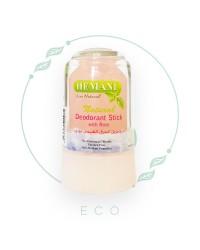 Натуральный дезодорант АЛУНИТ c розой (квасцы) от Hemani, 70 гр