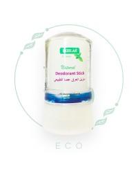 Натуральный дезодорант АЛУНИТ (квасцы) от Ikhlas, 60 гр