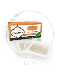 Травяной чай ИМБИРЬ Ginger (Оазис Здоровья) от Mirusalam, 20 фильтр-пакетиков