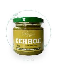 Растительный комплекс СЕННОЛ Очищение Организма (сенна с медом и льняным маслом) от Mirusalam, 230 гр
