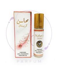 Масляные роликовые духи MAHASIN CRISTAL by Ard Al Zaafaran, 10 ml